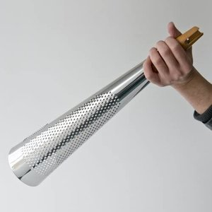 Alessi ALESSI TODO Giant Cheese/Nutmeg Grater in Steel & Wood