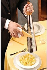 Alessi ALESSI Giant Cheese/Nutmeg Grater in Steel & Wood