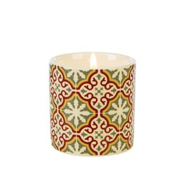 Royal Selangor Portmeirion Scented Candle EMPERORS RED TEA- Small