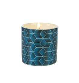 Way Lyrical Scented Candle ASSAM & WHITE CEDAR - Small