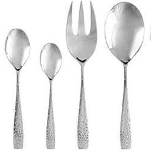 Nambe DAZZLE 45 PC Cutlery Set