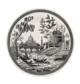 """Royal Selangor Portmeirion HERITAGE Plate 10.5"""" ROME"""