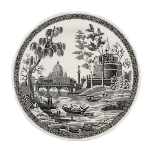 """Spode HERITAGE Plate 8"""" ROME"""