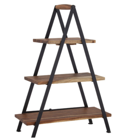 David Shaw Tableware Fine Foods 3-Tier Serving Stand