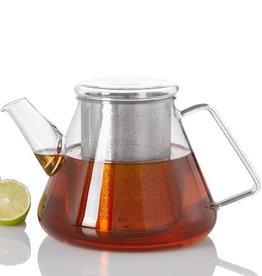 Royal Selangor Portmeirion ADHOC Teapot Orient 1.5 L. Glass/ S/S
