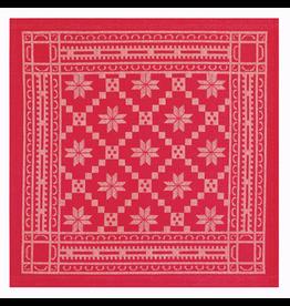 EKELUND/HOUDE Napkin Ekelund ATTEBLADROSE 330 50x50 cm