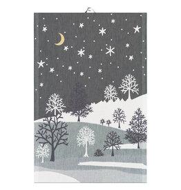 EKELUND/HOUDE Tea Towel Ekelund MIDNATT 40x60 cm