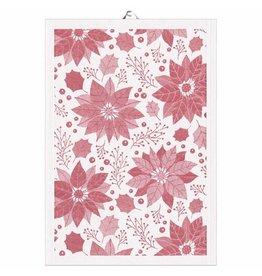EKELUND/HOUDE Tea Towel Ekelund JULSTJARNA 48x70 cm