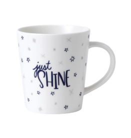 Royal Doulton Mug Just Shine ELLEN DEGENERES