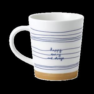 Royal Doulton Mug Happy Today ELLEN DEGENERES
