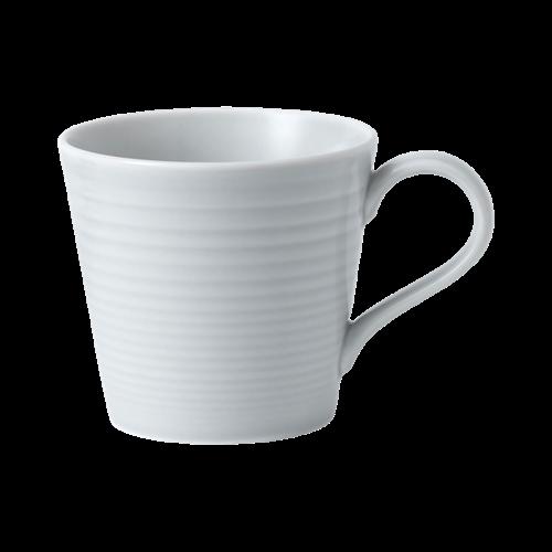 Royal Doulton MAZE Mug Light Grey  GORDON RAMSAY