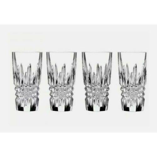 Waterford Lismore Diamond Shot Glass/Set of 4