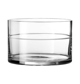 Vera Wang Vera Bande Glass Bowl 21.5 cm  WEDGEWOOD
