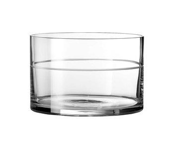 Vera Bande Glass Bowl 21.5 cm  WEDGEWOOD