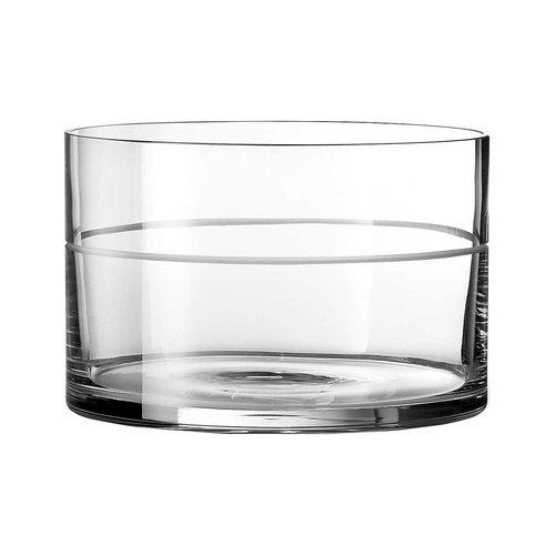 Vera Wang Vera Bande Glass Bowl 21.5 cm  WEDGEWOOD