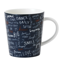 Royal Doulton Mug Create Kindness ELLEN DEGENERES