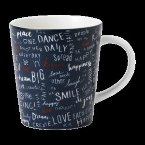 Royal Doulton Mug Create Kindness ELLEN DEGENERES