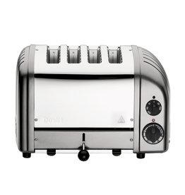 Dualit DUALIT 4-slice toaster METALLIC SILVER