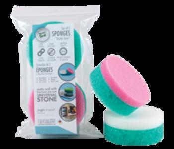 Applicator Sponge for Universal Stone Cleaner Set/2