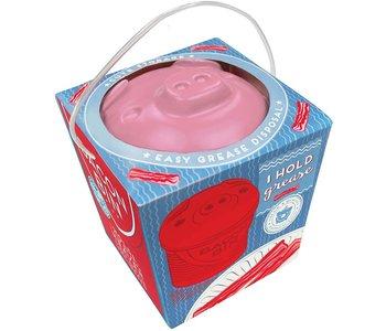 Bacon Bin grease holder PIGGY