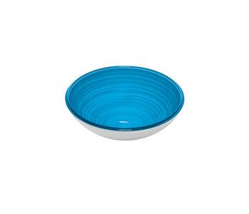 Bowl TWIST Small Pale Blue - GUZZINI