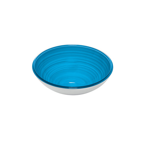 GUZZINI Bowl TWIST Small Pale Blue - GUZZINI