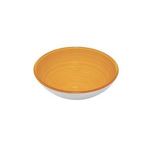 GUZZINI Bowl TWIST Small Yellow - GUZZINI