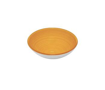Bowl TWIST Small Yellow - GUZZINI