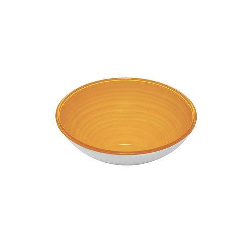 GUZZINI Bowl TWIST Small Yellow - GUZZINI