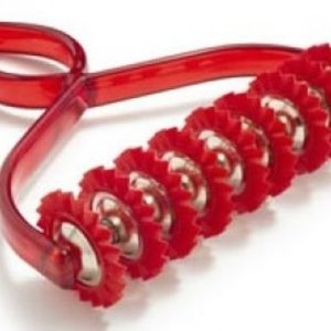 Carol's Nicetys Pasta Bike Cutter in Red