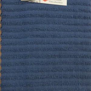 Ritz TEA TOWEL SOLID TERRY FEDERAL BLUE