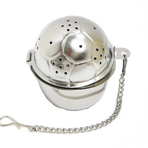 Carol's Nicetys Soccer Ball Tea Infuser