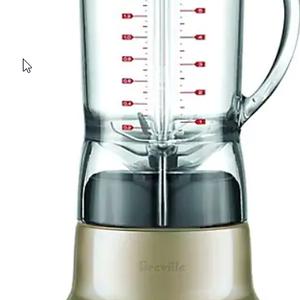 """Breville Blender Kinetic """"FRESH & FURIOUS"""" Royal Champagne BREVILLE"""