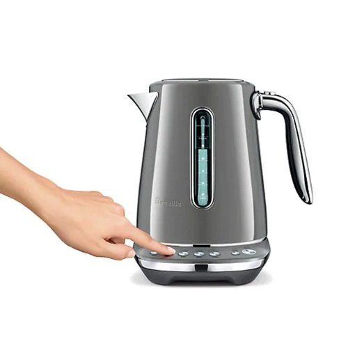"""Breville Electric Kettle """"SMART KETTLE LUXE"""" Smoked Hickory BREVILLE"""
