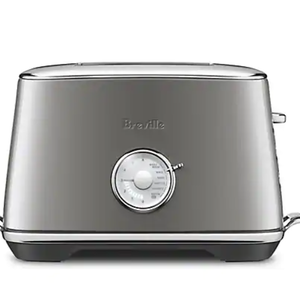 """Breville TOASTER 2-Slice TOAST SELECT """"Smoked Hickory"""" BREVILLE"""