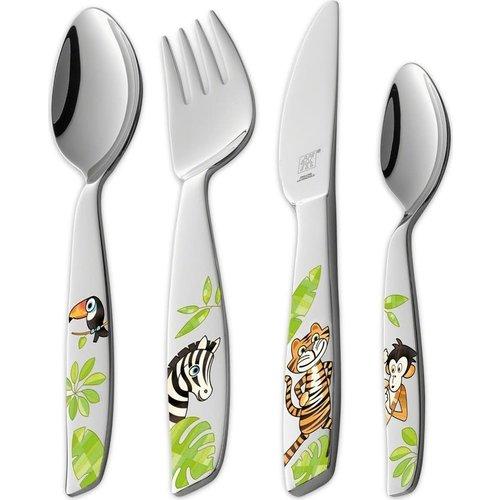 Henckel Children set JUNGLE cutlery