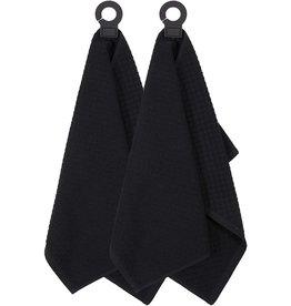 Ritz HOOK & HANG TOWEL BLACK