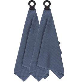 Ritz HOOK & HANG TOWEL FEDERAL BLUE