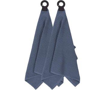 HOOK & HANG TOWEL FEDERAL BLUE