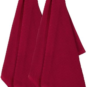 Ritz HOOK & HANG TOWEL PAPRIKA RED