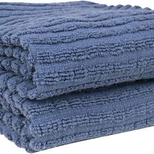Ritz DISH CLOTH SOLID TERRY FEDERAL BLUE