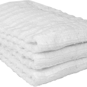 Ritz DISH CLOTH SOLID TERRY WHITE