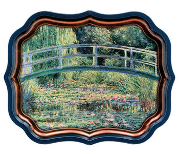 Gallery Palace Tray - Monet's Water Lillies