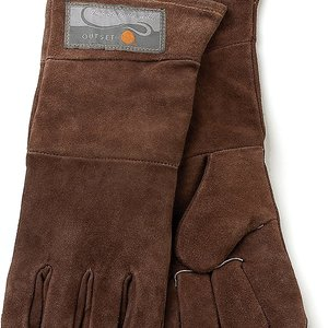 Fox Run Grill Glove Leather high heat/ set of 2