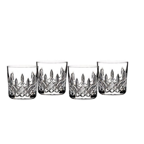 Waterford Lismore Tumblers 8/9 oz. Set of 4