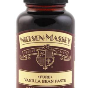 NIELSEN-MASSEY VANILLA BEAN PASTE 4 OZ. NEILSEN-MASSEY Not Origin Specific