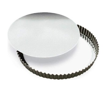 """GOBEL Quiche Mold Fluted 12.5"""""""