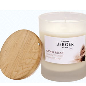 Lampe Berger LAMPE BERGER Candle Aroma Relax 180 gr