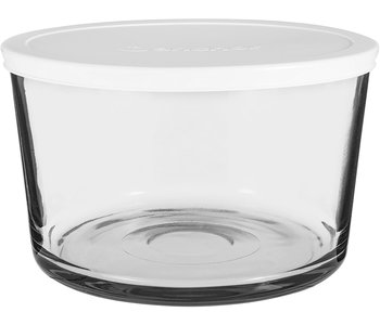 Bowl with Lid GLASS USA 3L