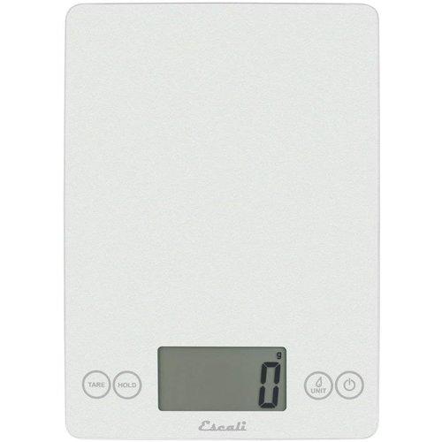 Escali ESCALI ARTI Digital Glass Scale - FROST WHITE